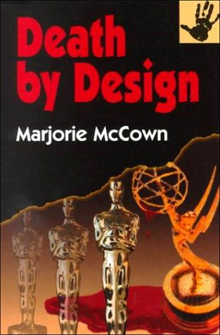 Death by Design by Marjorie McCown