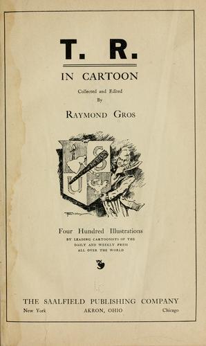 T.R. in cartoon