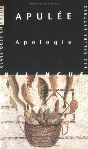 Apologie/cp45 by Apulee