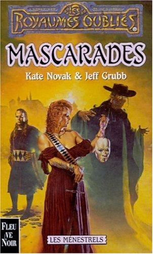 Mascarades by Kate Novak