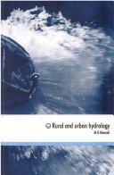 RURAL AND URBAN HYDROLOGY by M.G MANSELL